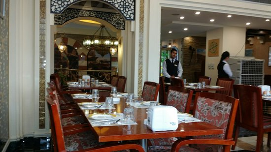 Best Seafood Restaurant in Abu Dhabi