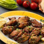 Fried Chicken Wings in Abu Dhabi